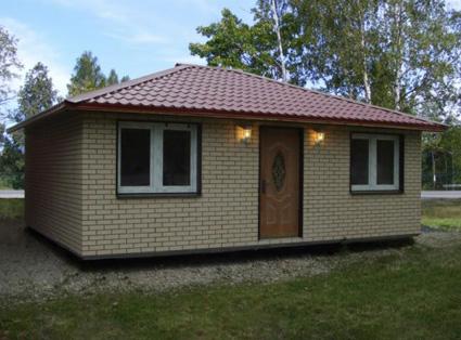 Метални сглобяеми къщи